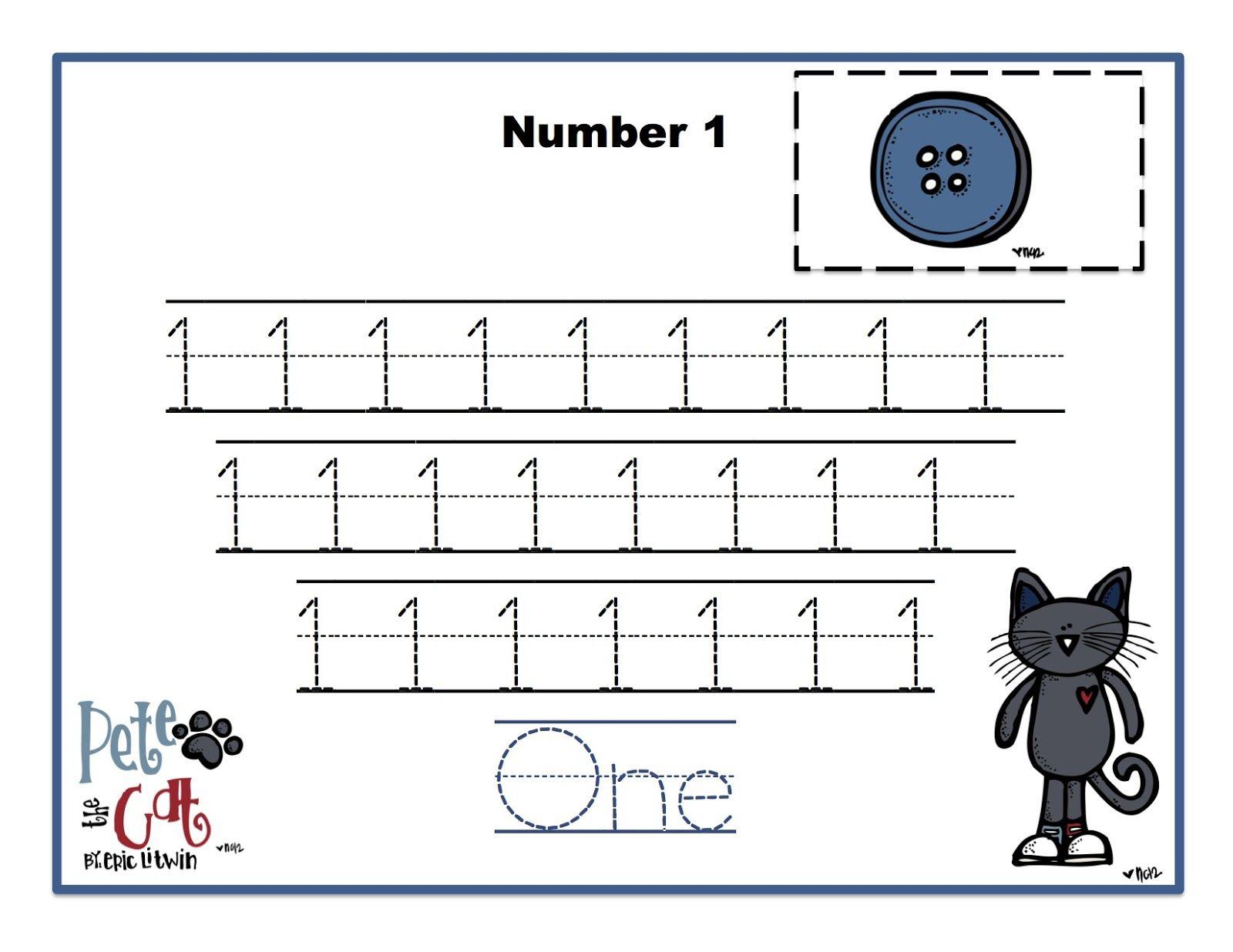 worksheet Pete The Cat Worksheets preschool printables pete the cat beginning of school year cat