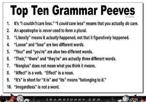 Pin By Naomi On Grammar Memes Words Grammar Writing