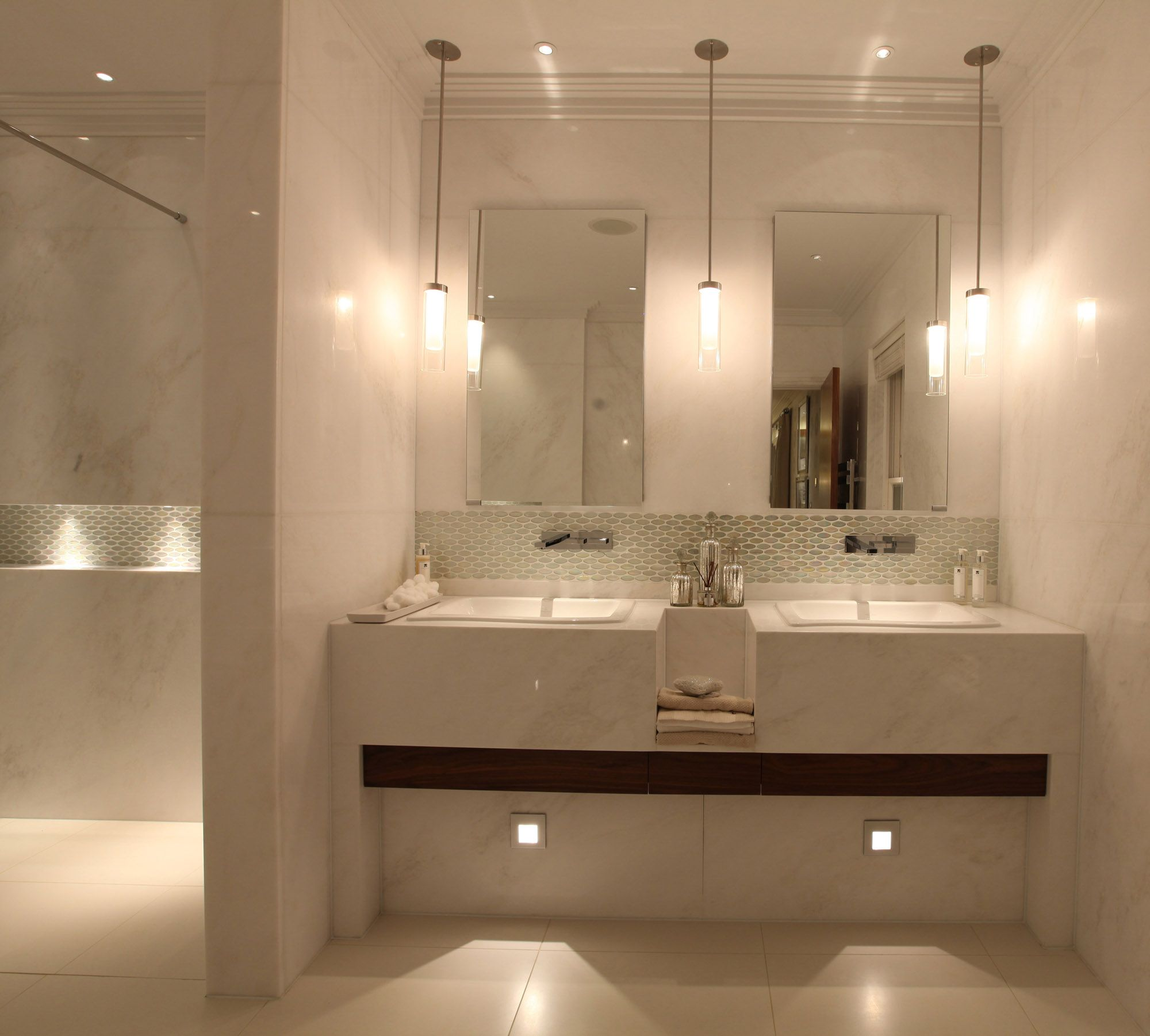 50+ Bathroom Lighting Project Ideas And Designs