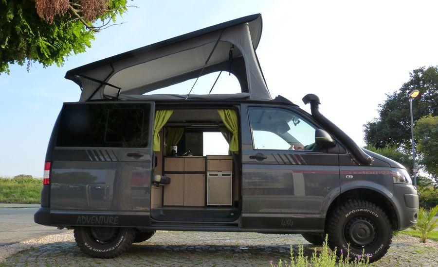 MultiCamper Adventure Campingbus, Fahrzeuge, Camper
