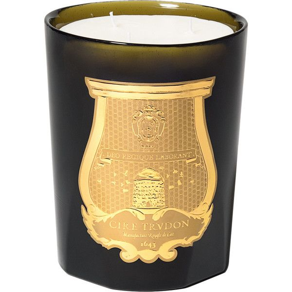 Cire Trudon Trianon Intermezzo Candle (930 PLN) ❤ liked on Polyvore featuring home, home decor, candles & candleholders, colorless, cire trudon, flower home decor, rose scented candles, flower scented candles and scented candles