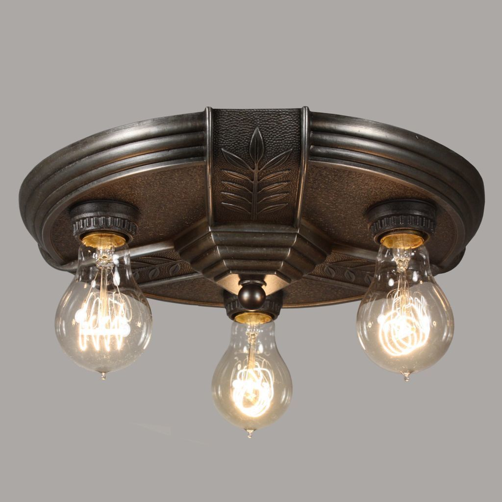 Wonderful antique art deco exposed bulb flush mount fixtures hp wonderful antique art deco exposed bulb flush mount fixtures hp inc arubaitofo Gallery