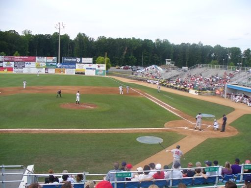 Pfitzner Stadium Woodbridge Va Stadium Baseball Park Ballparks