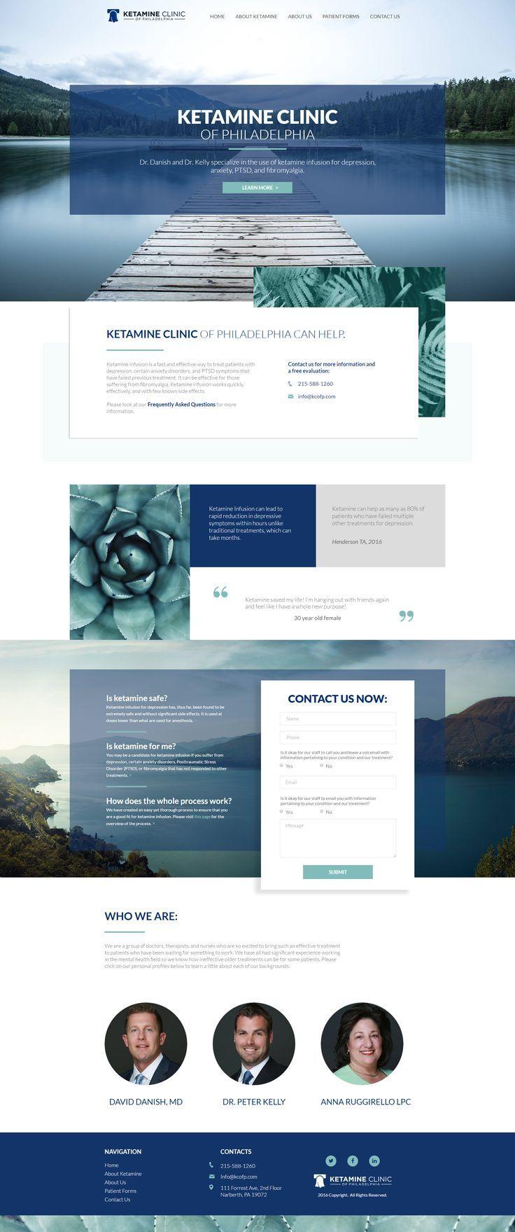 Modern Medical Website Design Webdesign Layouts Design Web Website Design