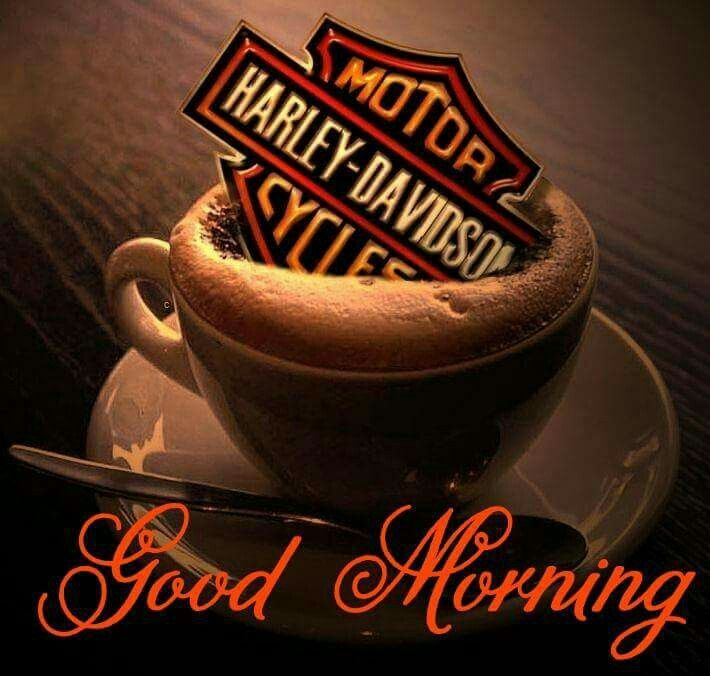 Morning Greetings Harley Davidson Shop Harley Davidson Images Harley Davidson Art