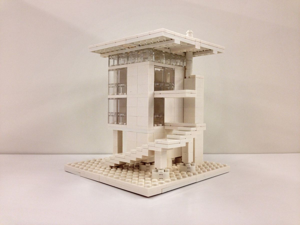 Delta View 1 | Lego House | Pinterest | Lego architecture ...