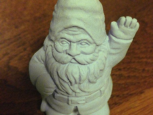 Gnome Nextengine HD scan test.