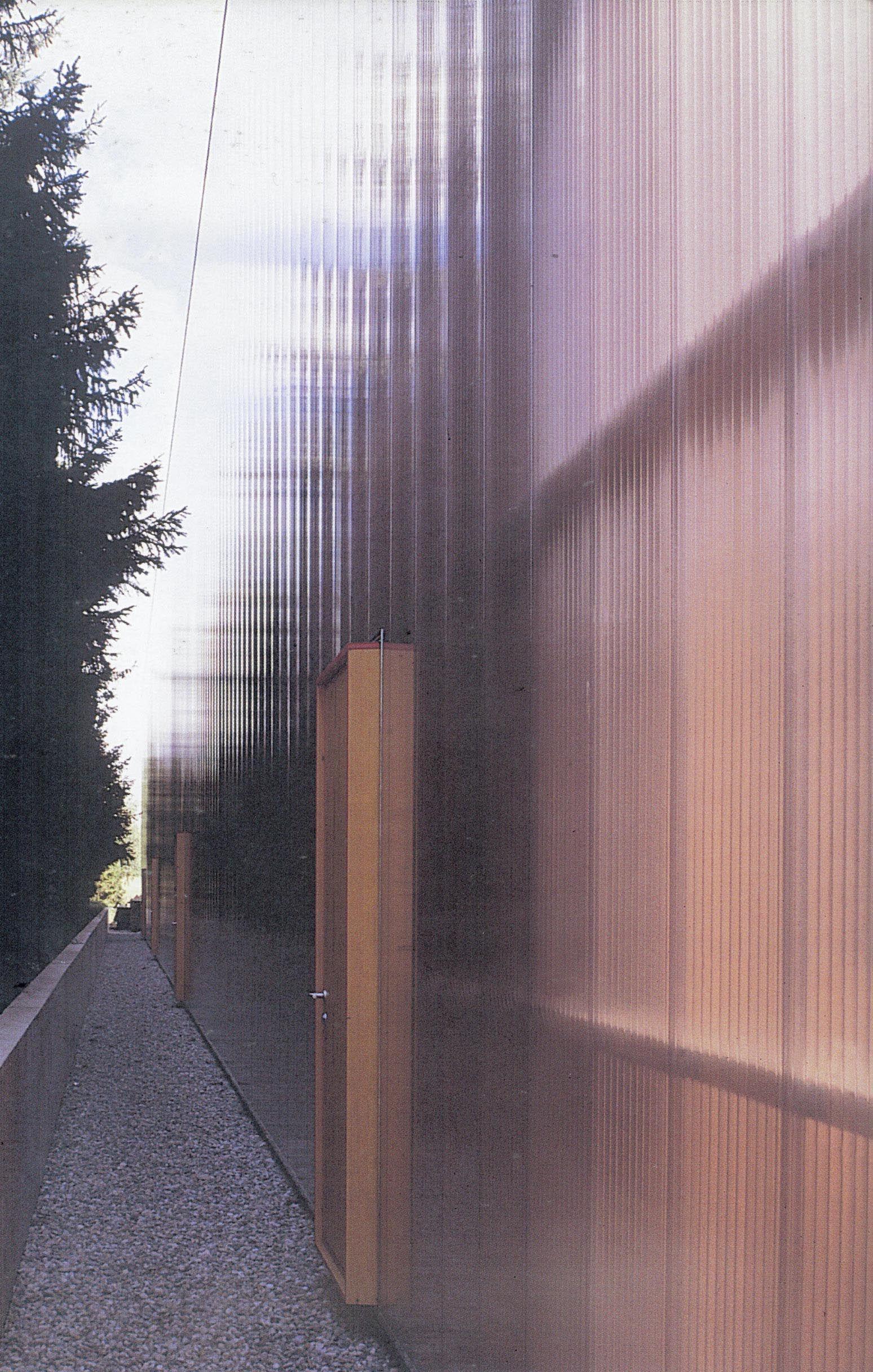 More Polycarbonate Facade Architecture Facade Design