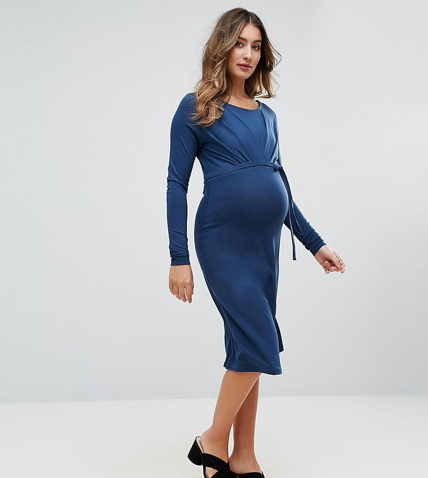 Womens Maternity Dress Mama Licious Best Store To Get For Sale 1tsQ68Q
