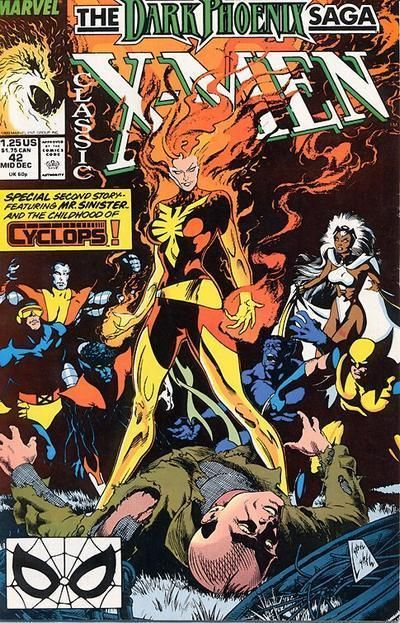 Image result for x-men 42 dark phoenix
