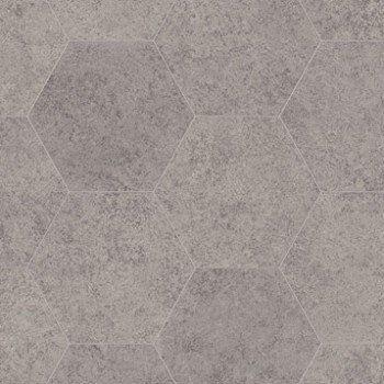 Sol PVC james nid d\u0027abeille gris l4 m Leroy Merlin Maison - plafond pvc pour salle de bain