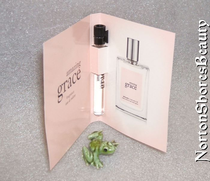 Bonanza Find Everything But The Ordinary Perfume Samples Packaging Amazing Grace Perfume Perfume Samples