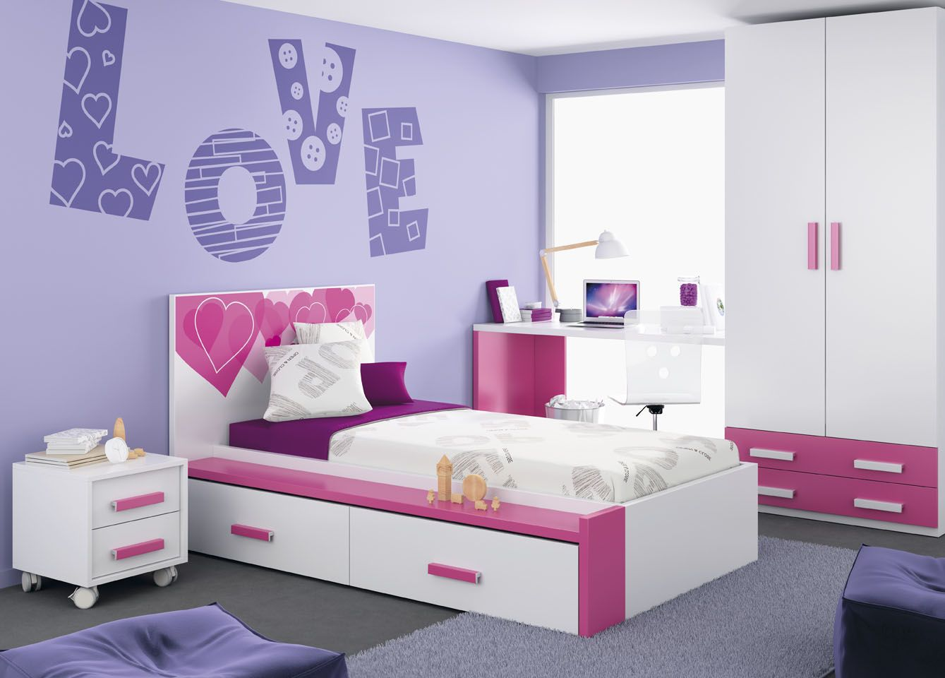 65 best decoración/ habitación juvenil /chicas images on pinterest