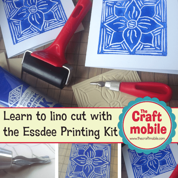 Essdee Block Printing Kits For Kids