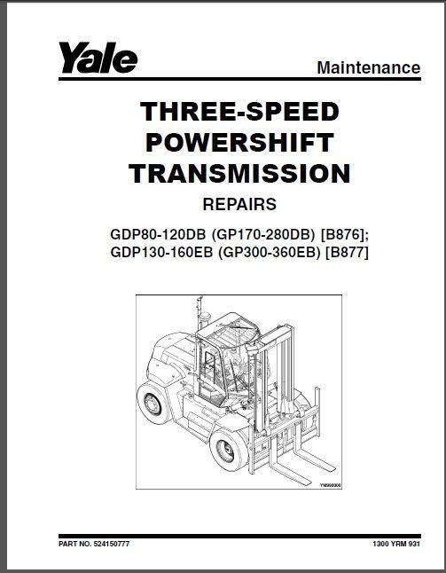 New Yale All Wiring Diagrams And Service Manuals Pdf 2017 Full Set With Images Transmission Repair Repair Repair Manuals