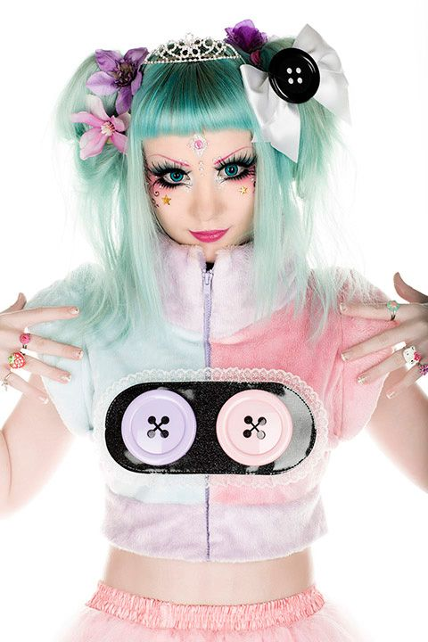 Mashi Minx | UCHUU KEI FASHION | Kawaii fashion, Pastel ...