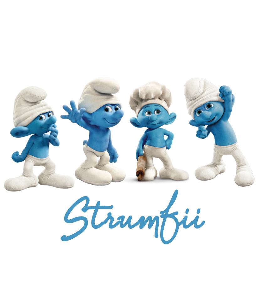 Lumanare De Botez Cu Strumfi Shop Online Wwwc Storero Design By