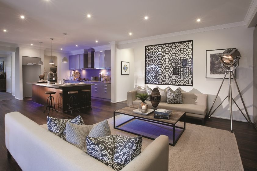 Modern living room design ideas and inspiration porter davis porter davis homes