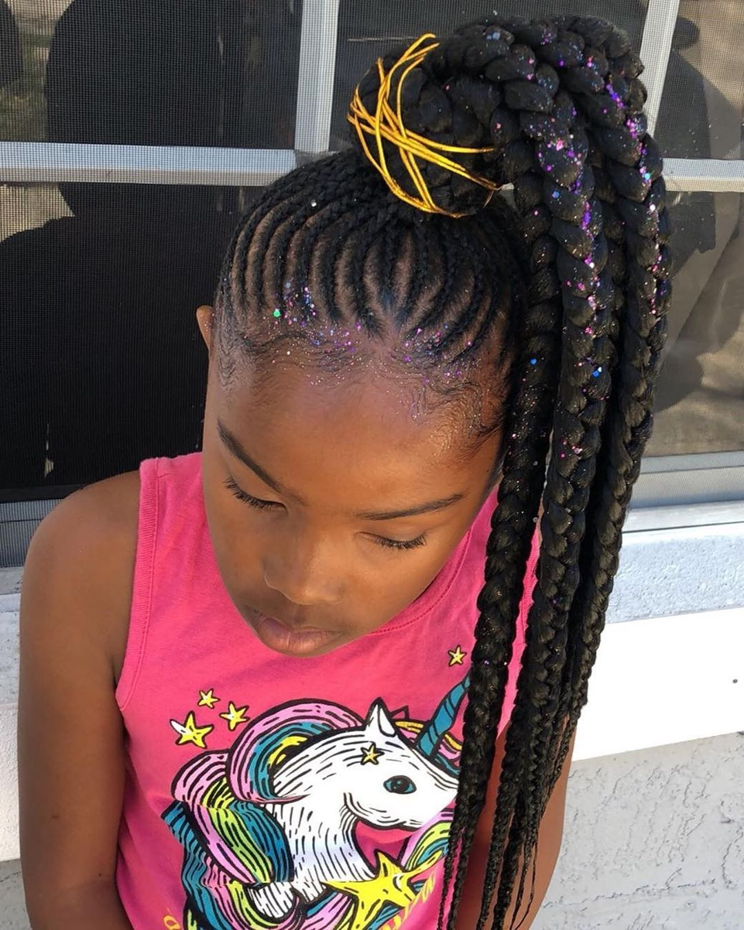 Cutest Hairstyles For Little Black Girls Little Girls Hairstyles African American Girls Hairstyles Kids Hairstyles Black Kids Hairstyles Little Girl Braids