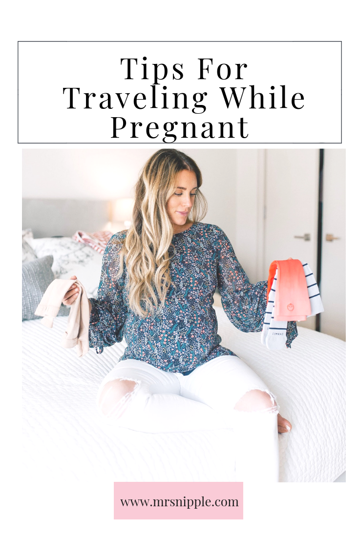 7955ddb45d6 The Best Tips For Traveling While Pregnant