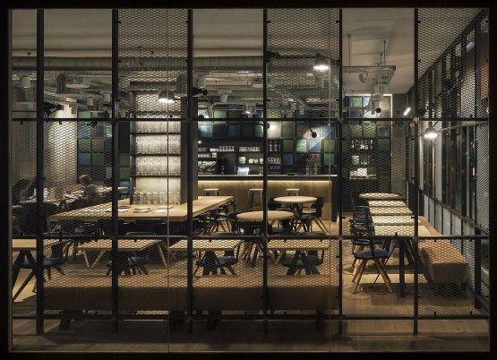 Ohbo organic cafe barcelona dise o de interiores for Diseno interiores barcelona