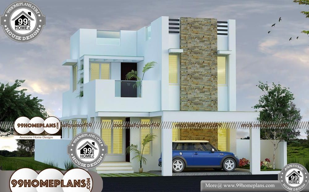 3 Bed House Plans 2 Story 1404 Sqft Home 3 Bed House Plans