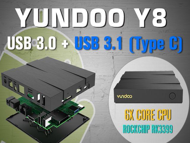 10c4a62bfeed Сегодня мы хотим показать вам распаковку Yundoo Y8. Как вы помните, Yundoo  Y8 является