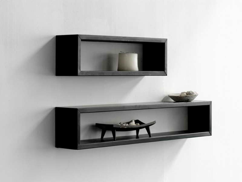 Contemporary Wall Shelf ikea wall shelves ideas - a starting point for your diy project