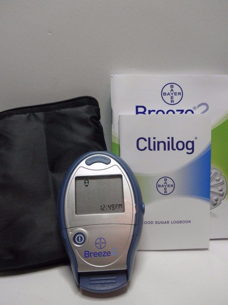 bayer breeze 2 blood glucose meter manual and case bayer cool rh pinterest co uk Breeze Glucose Monitor Breeze 2 Glucose Meter User Manual
