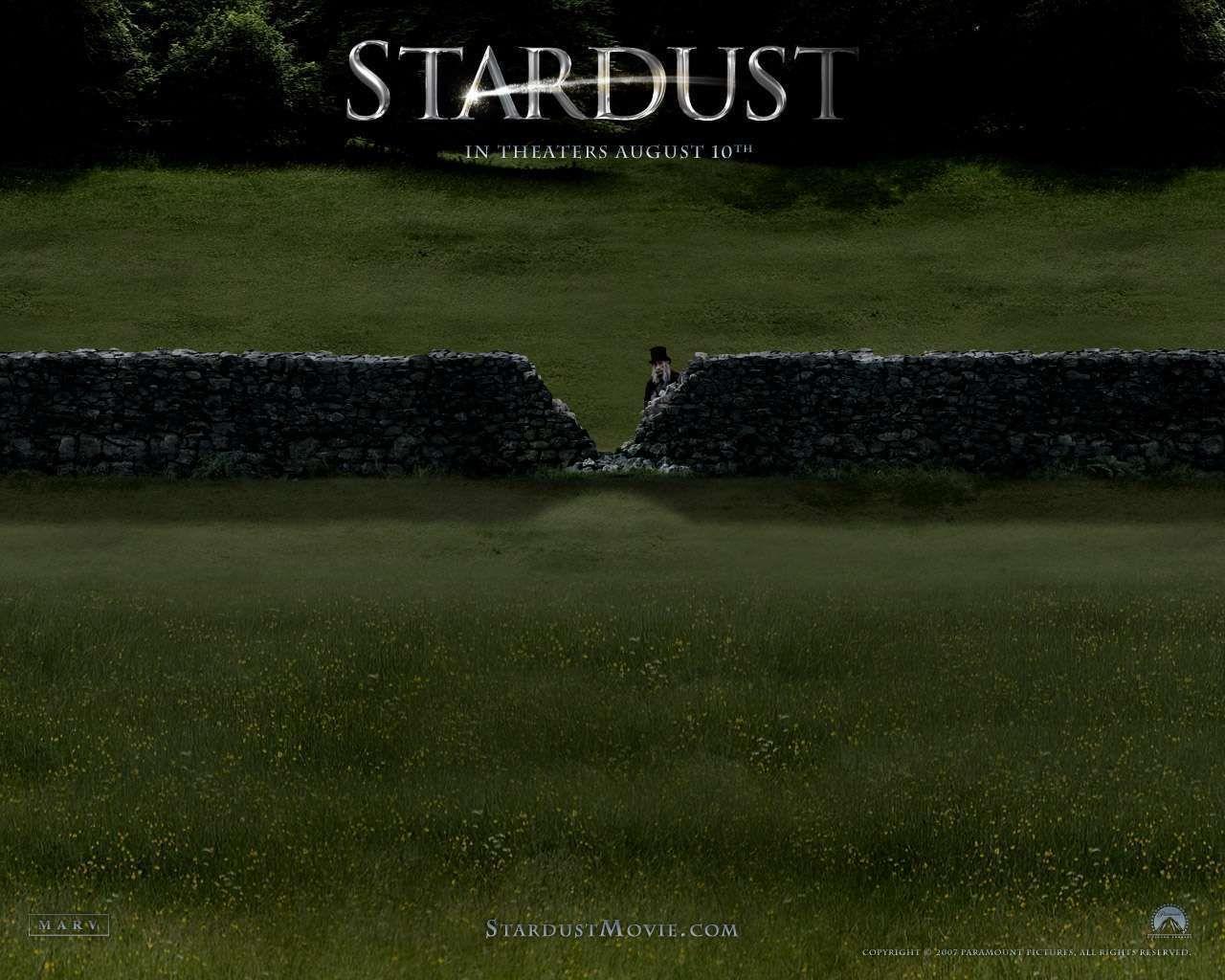 Is Stardust (movie) a traditional folktale?