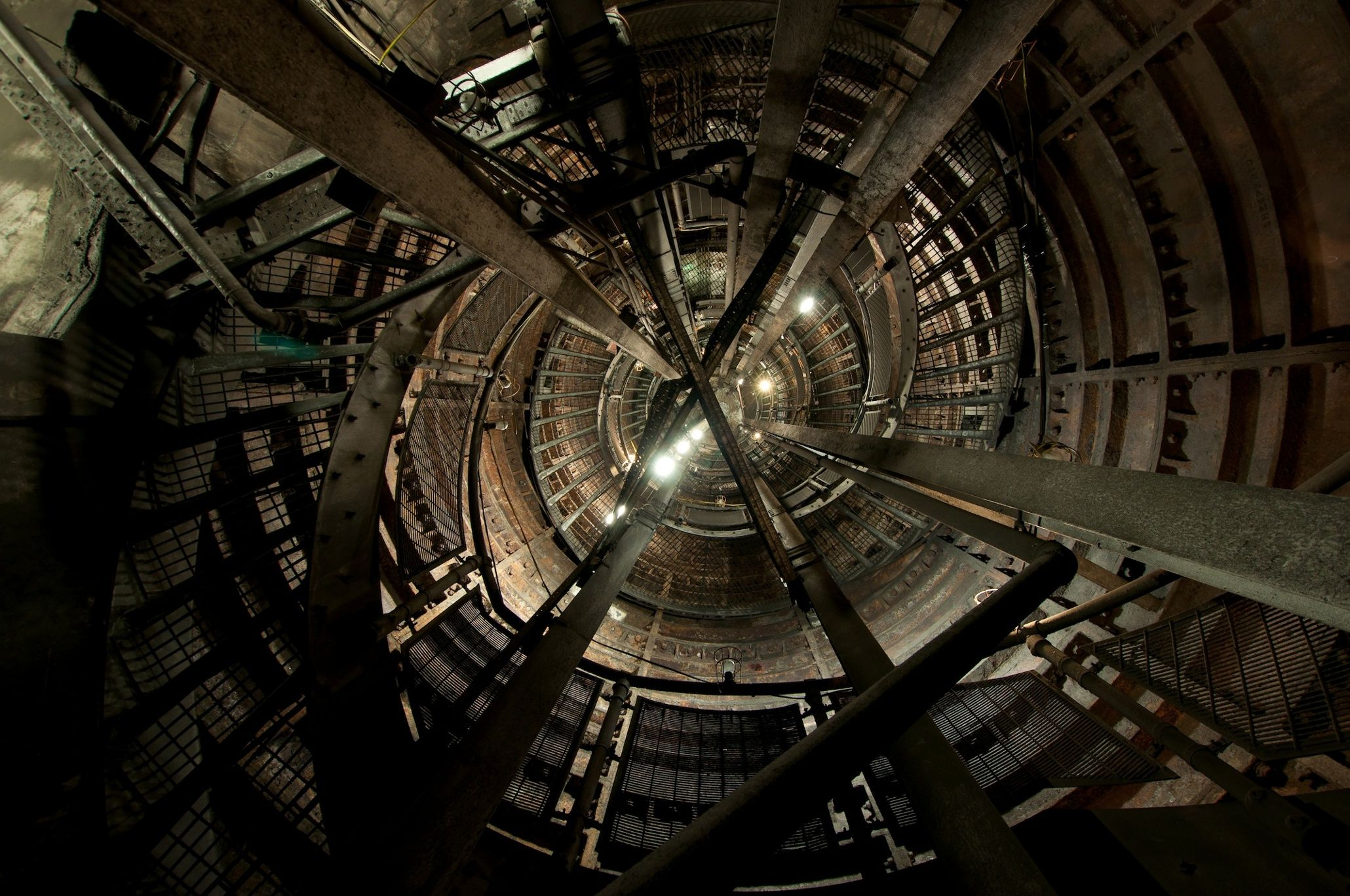Underground London: abandoned tube stations and tunnels – in pictures