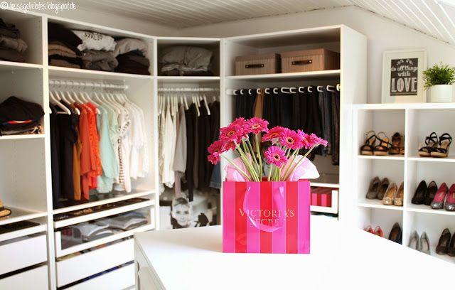 Ankleidezimmer Schrank ~ Ankleidezimmer update walk in closet kleiderschrank vicoria´s