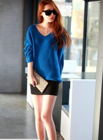 Brief Stylish Pure Color Tunic Skirt Black http://www.clothing-dropship.com/brief-stylish-pure-color-tunic-skirt-black-g1573536.html