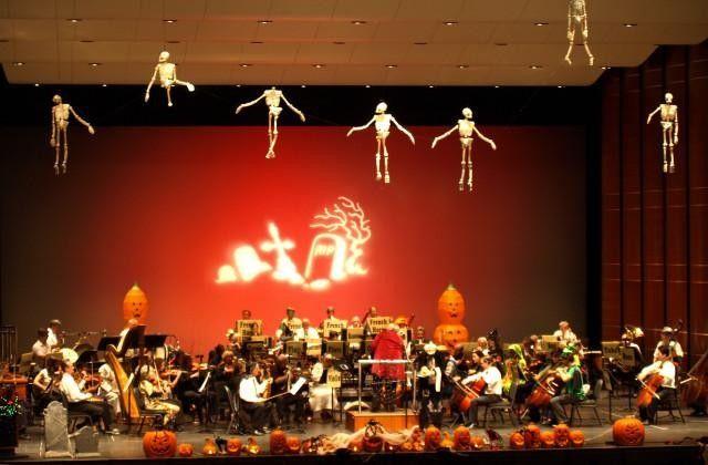 Halloween Children's Concert 2013 Austin, TX #Kids #Events