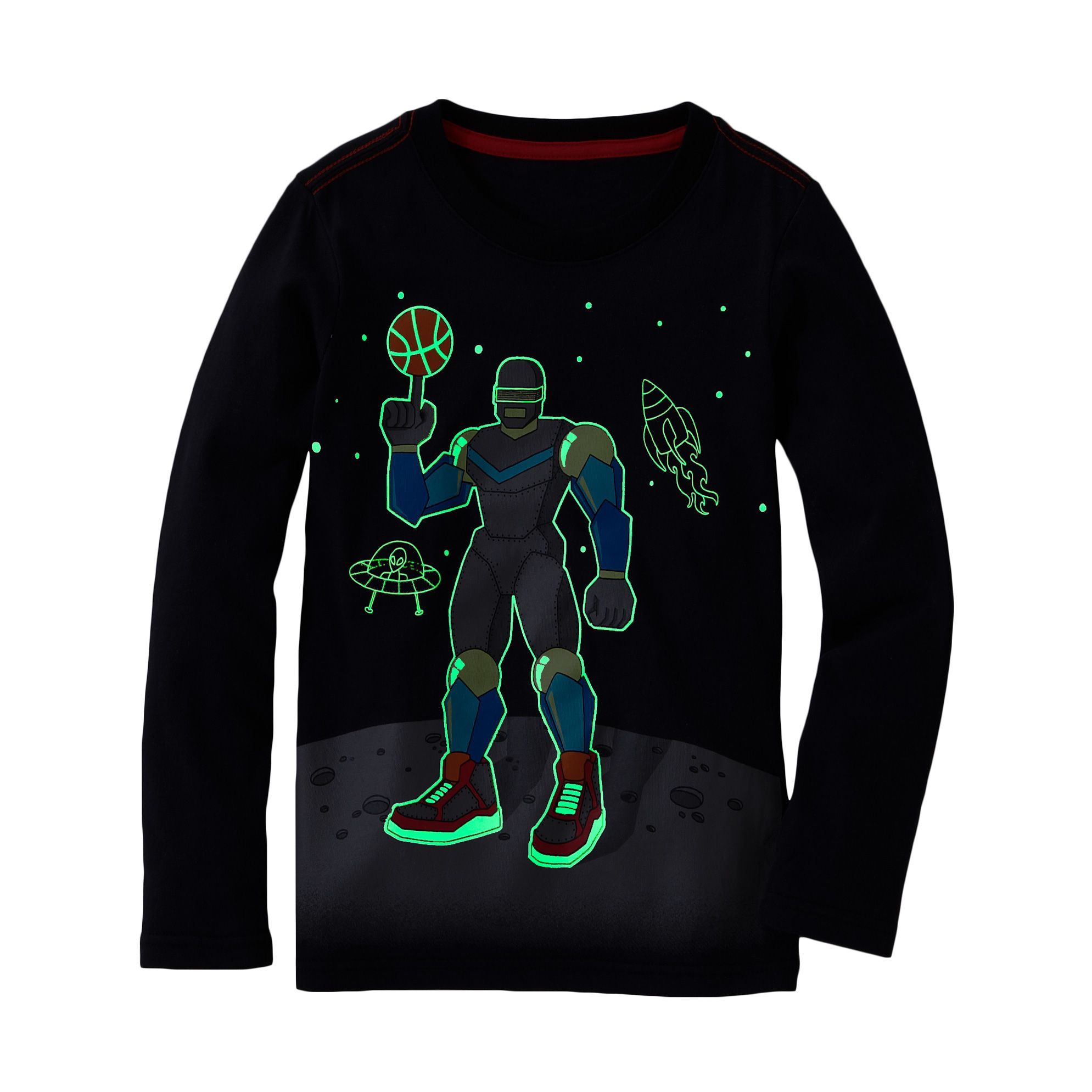 Glow in the Dark Graphic Tee