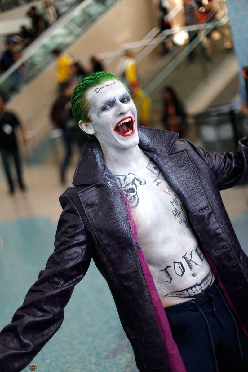 Diy suicide squad joker costume joker costume diy joker costume diy joker costume suicide squad your costume idea for halloween mardi gras and carnival solutioingenieria Images