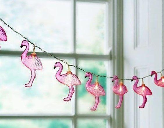 ventana con luces Cómo decorar mi cuarto Pinterest Como