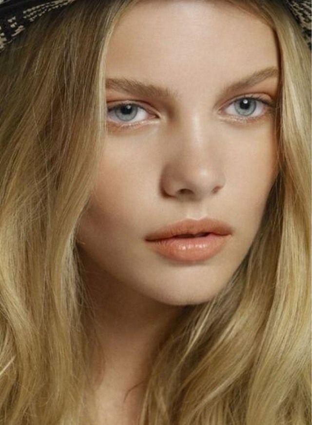 Célèbre Maquillage naturel et printanier en 40 idées | Maquillage naturel  JH59