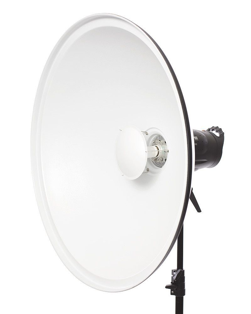 Alien Bees Beauty Dish: - Soft Flattering Light For Fashion & Portrait Photography