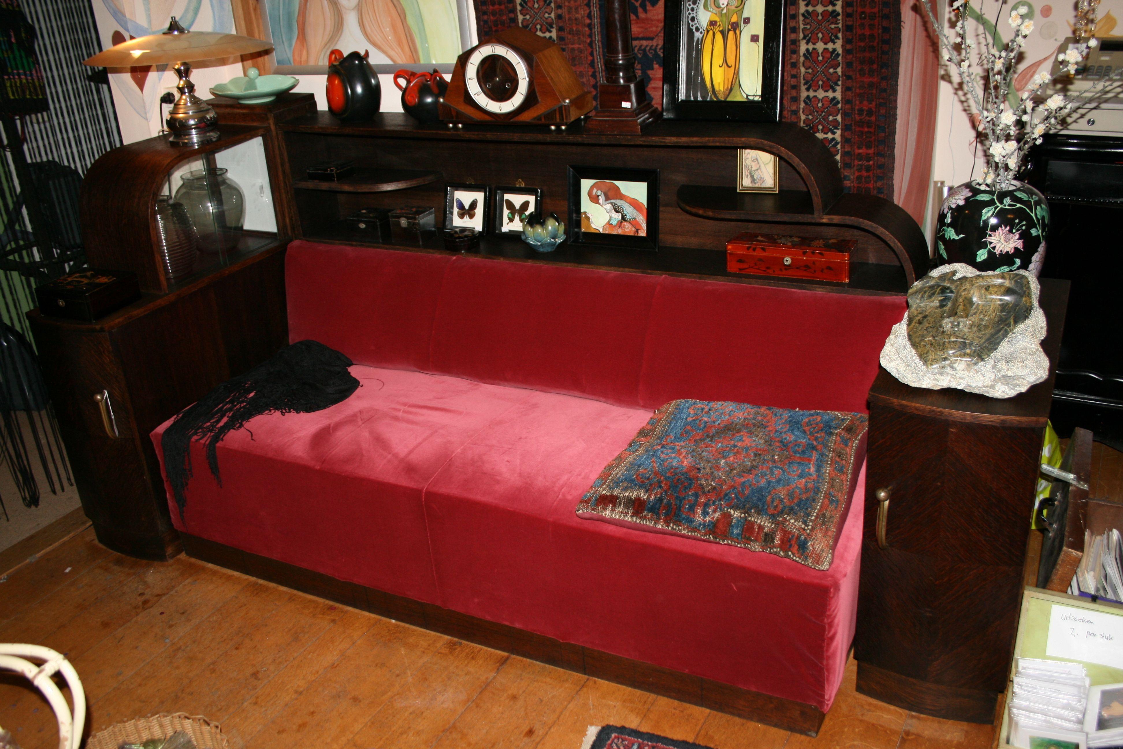 Art Deco Cosy Corner by the Coene www.adfabrum.com  Art Deco Cosy ...