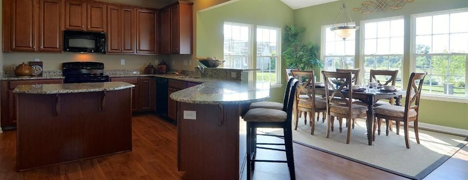 Kitchen and morning room nc house pinterest kitchens for Kitchen morning room designs