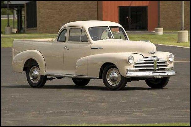 1948 Chevrolet Ute Mecum Auctions Vintage Trucks Classic Trucks Classic Cars Trucks