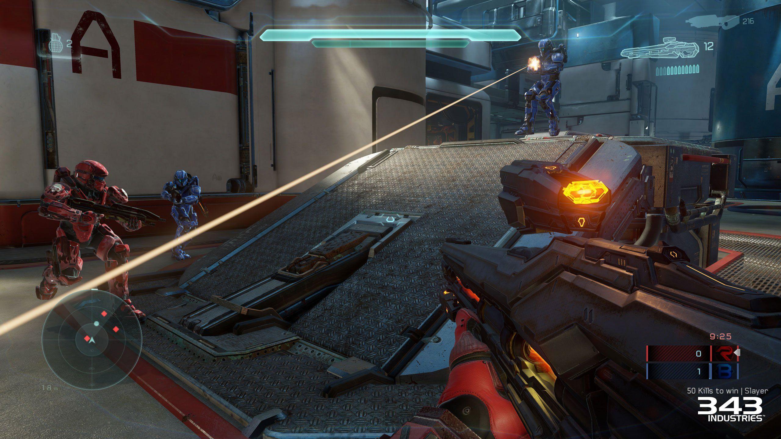 #XboxOne #Halo5Guardians #Halo5 Para más información sobre #Videojuegos, Suscríbete a nuestra página web: http://legiondejugadores.com/ y síguenos en Twitter https://twitter.com/LegionJugadores