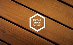Image Result For Sherwin Williams Banyan Brown Deck Colors