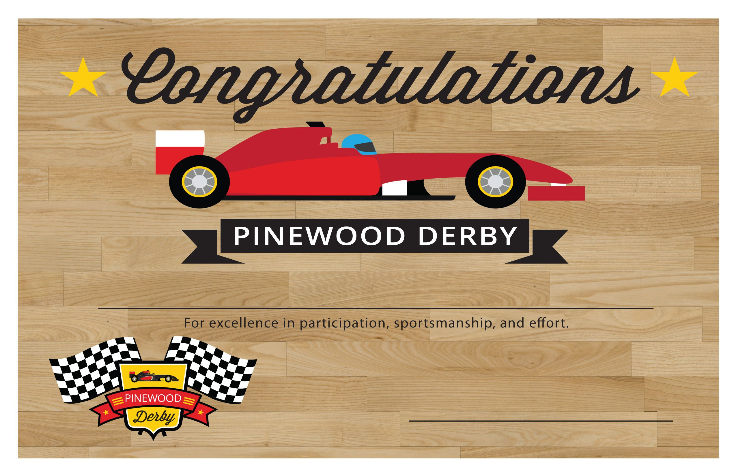 graphic regarding Pinewood Derby Awards Printable identify Pin upon Pinewood Derby