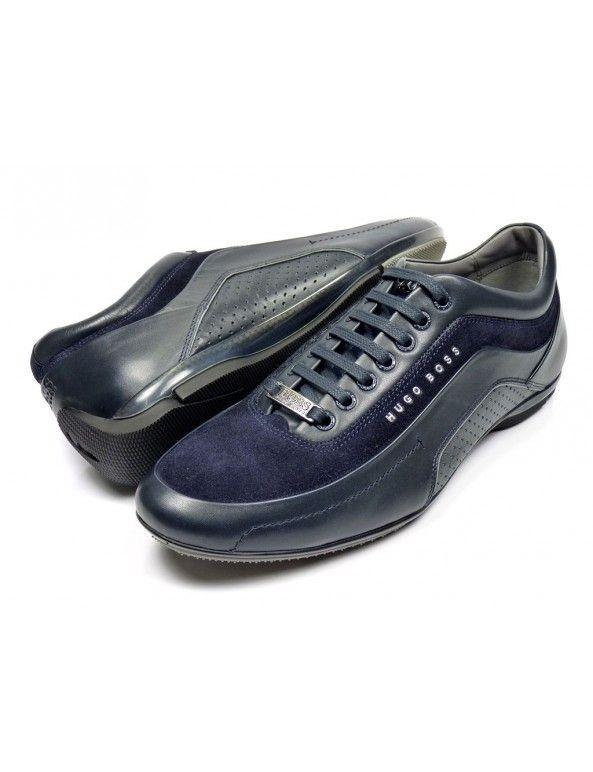 Hugo Boss 50285540 Schoenen Blauw Vind Je Bij Emmen Schoenen De Online Winkel Voor Mooie Schoenen Mens Designer Shoes Gentleman Shoes Mens Casual Shoes