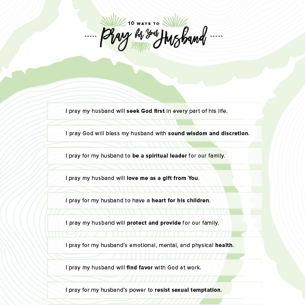 Photo of 10 Ways to Pray for Your Husband – iMom