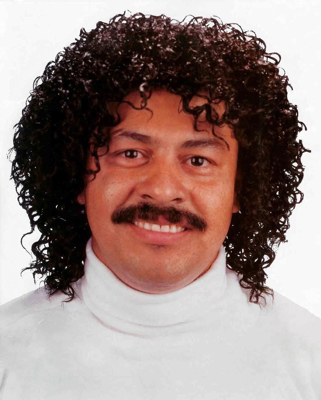 80's jerry jheri curl curly afro