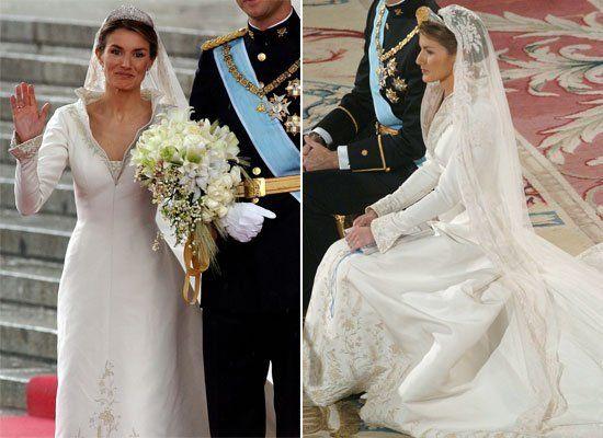 PHOTOS: Bad And Beautiful Royal Wedding Dresses | Pinterest | Royal ...