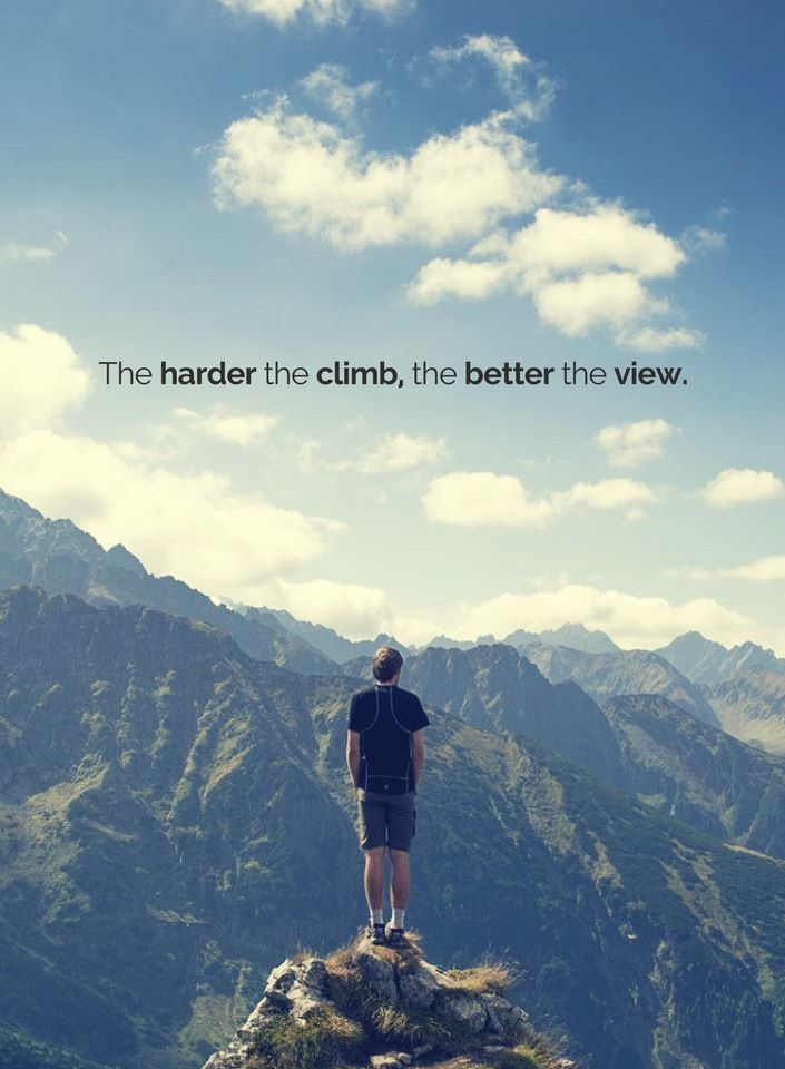 Image result for the climb""